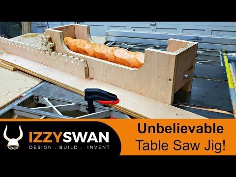 wood-gears-table-saw-jig-|-woodworking
