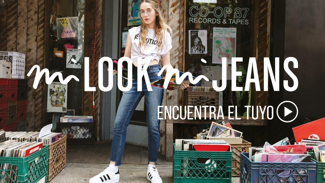 Paris Mi look mi jeans comercial - YouTube