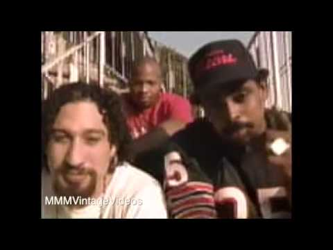 Cypress Hill 1st apperence on  Rap City