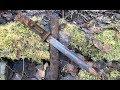 """КОП по ВОЙНЕ.  Такого не ожидал никто. Немецкий штык-нож """"вчера из Рейха"""". World War WW2. Фильм 89."""