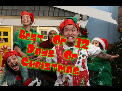 JustKiddingParty Best Of The 12 Days Of Christmas