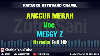 Download SENYUM MEMBAWA LUKA ANGGUR MERAH REMIX VOC. MEGGI Z │ KARAOKE KN7000