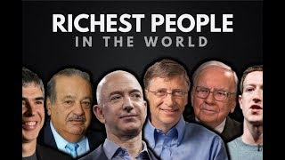 Top 10 Richest Person