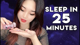 [ASMR] Guaranteed Sleep in 25 Minutes ~ Intense Relaxation