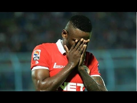 Persija Kalah Greg Nwokolo Sangat Sedih