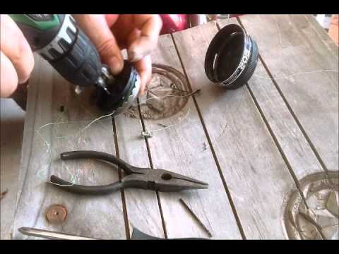 Fixing The Drag On A Fishing Reel