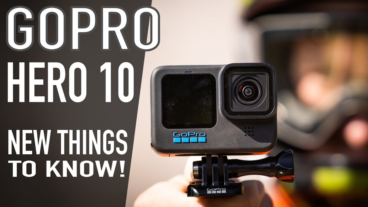 THE GOPRO HERO 1O IS HERE// MY REVIEW!