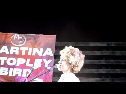 Martina Topley Bird Mermaids and Cable Cars Live in  Vancouver