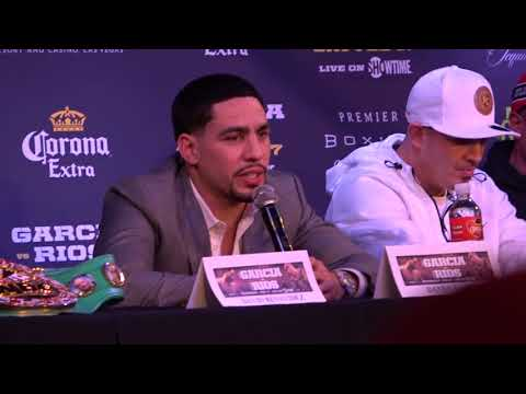 Angel Garcia Message To Media - Suck M# D!@k EsNews Boxing