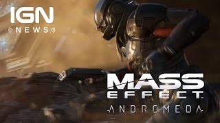 Shepard Passes the Torch in Mass Effect Andromeda Teaser - IGN News