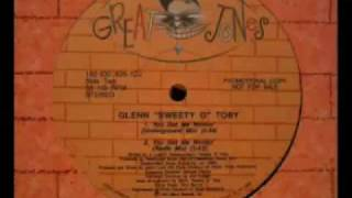 "Glenn ""Sweet G"" Toby - You Got Me Workin"