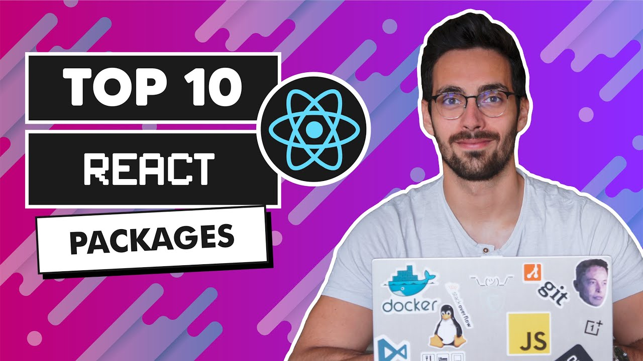 Top 10 REACT PACKAGES Every Developer Must know About in 2021 👨💻