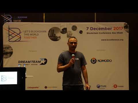 Shariq Hashmi at B Conference Abu Dhabi 2017