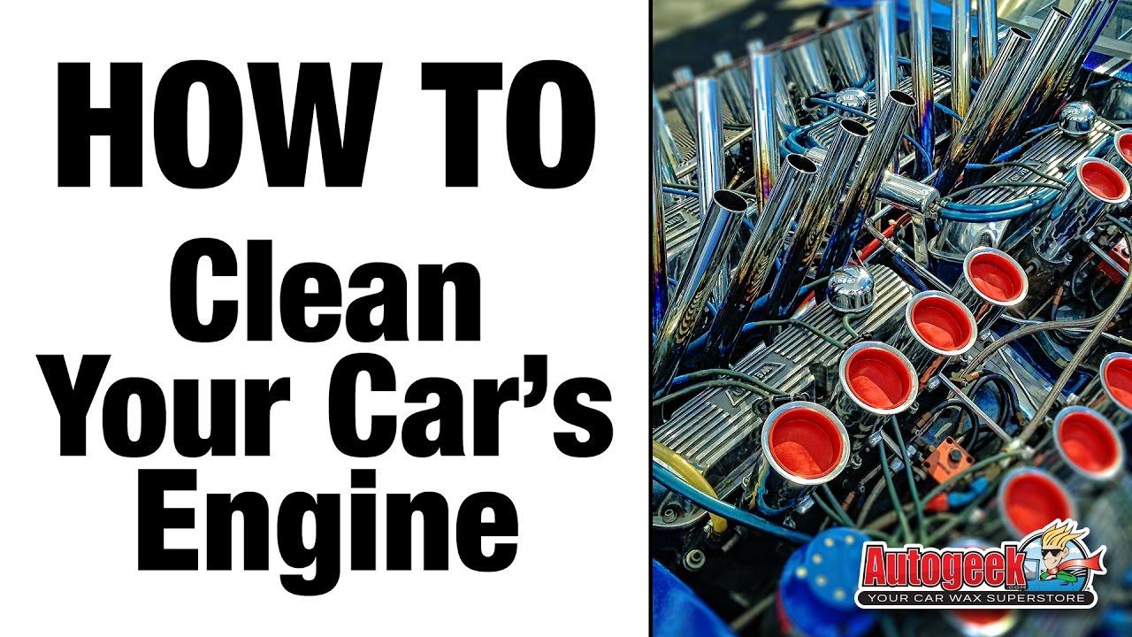 Engine Detailing, car engine cleaning, engine cleaner, engine