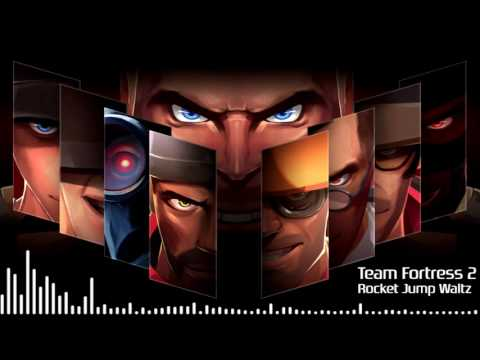 [Team Fortress 2 Remix] Hunted - Rocket Jump Waltz