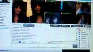 Jake Pitts and Andy Six on Stickam [090510] part1