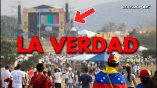 NOTICIA DE ÚLTIMA HORA LA VERDAD de LOS CONCIERTOS en VENEZUELA