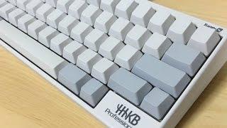 【打鍵音】HappyHackingKeyboard Pro2 Type-S【HHKB】
