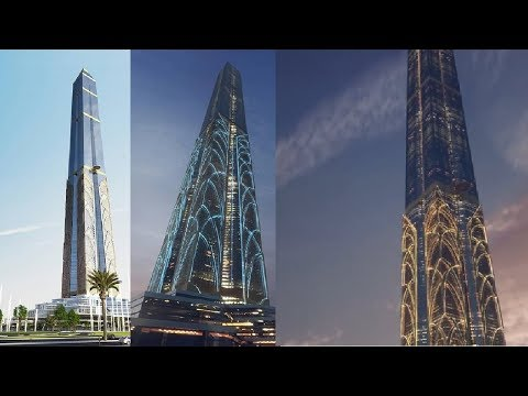 Egypt's Oblisco Capitale Tower Mega Project: The World's Future Tallest Skyscraper
