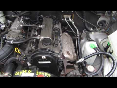 Запуск ДВС Suzuki Jimny