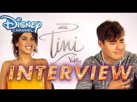 Tini & Jorge beantworten EURE FRAGEN | Zum Kinofilm Tini: Violettas Zukunft