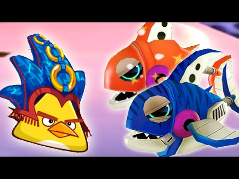 Angry Birds Epic: New Class Illusionist Unlocking - Sonic Dash The Hedgehog