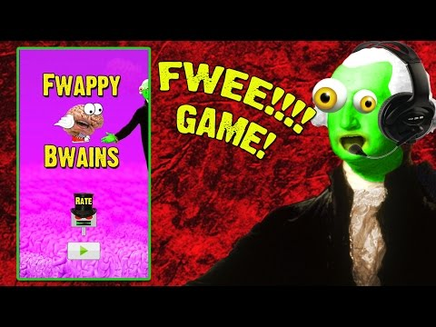 FREE ZGW GAME - FWAPPY BWAINS!!! - ZGW Plays