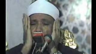 Qari Abdul Basit, Surah Isra legendary clip.