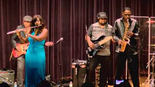 Althea Rene Performs Ladies Nite Out (LIVE)
