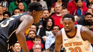 New York Knicks vs Toronto Raptors - Full Game Highlights   November 27, 2019   2019-20 NBA Season