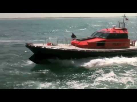 Pilot Boat, Self Righting by Hart Marine new for Port Phillip Sea Pilots