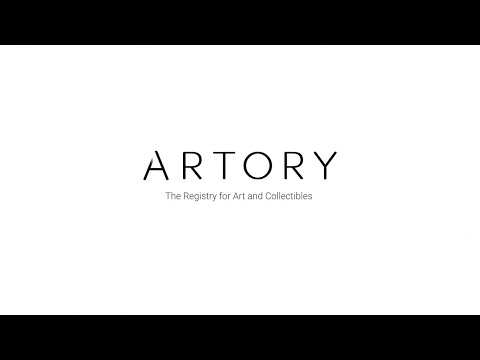 Artory, The Blockchain Registry for Art and Collectibles