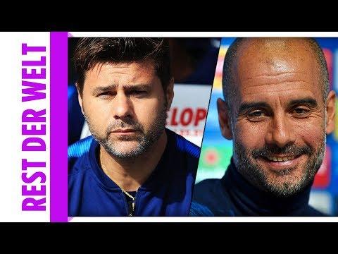 """Pochettino kritisiert Pep Guardiola nach """"Kane-Team""""-Spruch"""