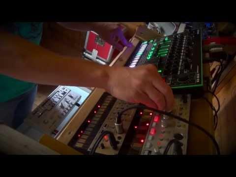 Guy J - Lamur - Tony's Live Hardware Remix