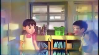 Mere Rashqe Qamar Nobita and Doremon Version