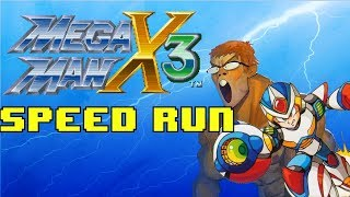Mega Man X3 Speedrun