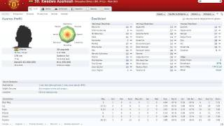 Football Manager 2011 Best Players Ever