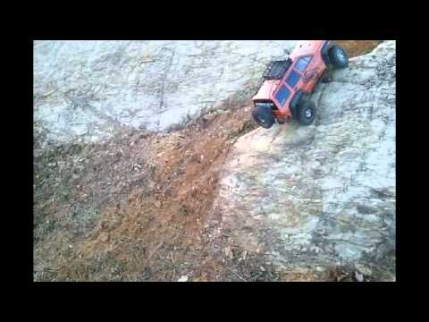 axial SCX10 at gypsy hill park and waynesboro middle school