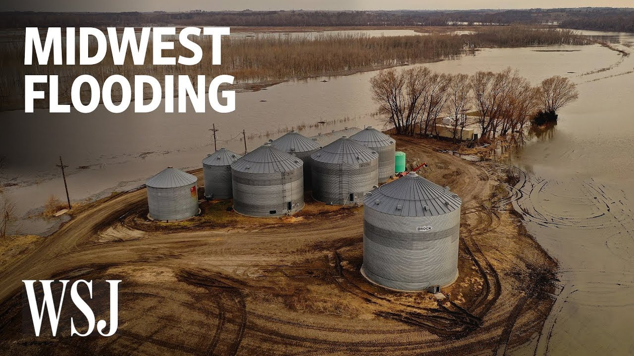 Why Midwest Flooding Is Particularly Bad This Spring | WSJ