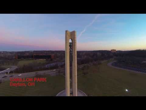 Flying View of Carillon Park