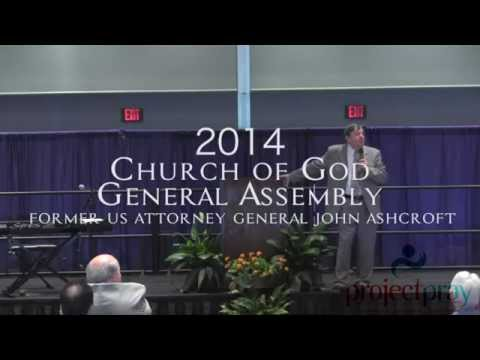 2014 Church Of God General Assembly - John Ashcroft