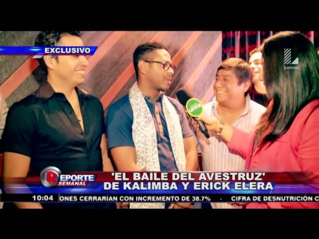 Kalimba y su reto musical con la orquesta de los