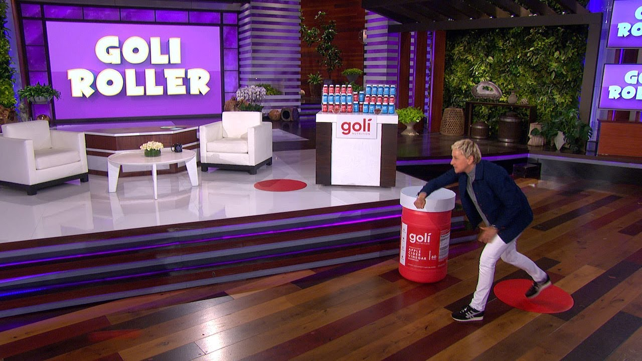 Ellen Wins the Hardest Game on Daytime TV For Entire Audience!