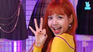 Cute And Funny Moments Blackpink Lisa  Funny Kpop Idols