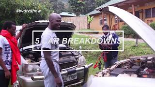 10 Travel Hacks in Bwindi With Darius TV.