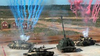 Российская армия зажигает! ;)