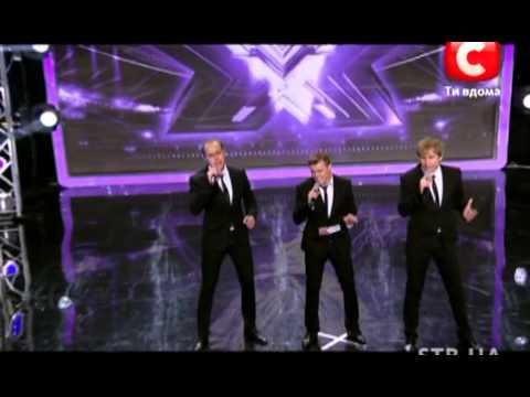 Трио Максимум - I Swear ( All 4 One cover) | HD