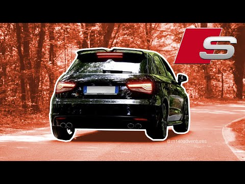 AUDI S1 REVO - DRIVE AND SOUND (EXTREMELY FAST)