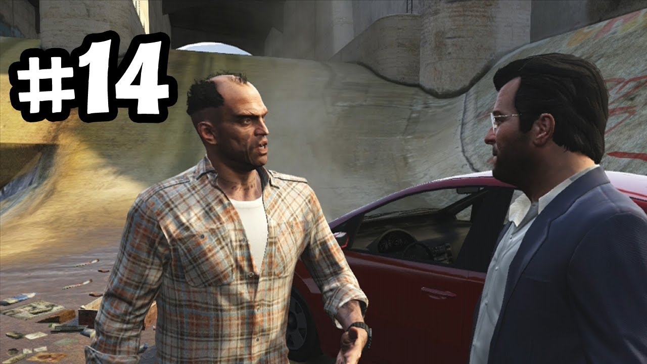 Grand Theft Auto  Walkthrough Gameplay Michael Trevor Gta V Lets Play Playthrough Youtube