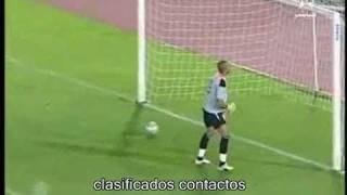 BLOOPER EL ARQUERO CON EL GOL MAS TONTO DEL MUNDO - Gol Increible de Penal
